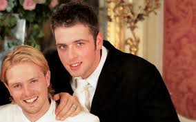 nicky wedding feehily at nicky s wedding markfeehily net