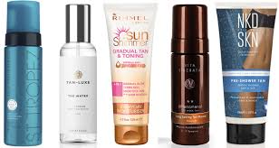 All Natural Sunless Tanning Lotion Best Fake Tan For 2017 The Ultimate 9 Self Tanning Products