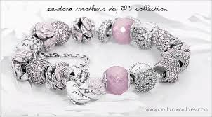 mothers day bracelet preview pandora s day 2015 jewellery and caign images