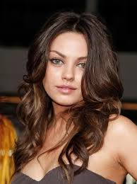 good haircuts for 11 year 15 best of long curly hairstyles for round faces