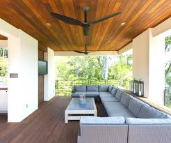 best outdoor patio fans ceiling fans covered patio with wood ceiling outdoor fans
