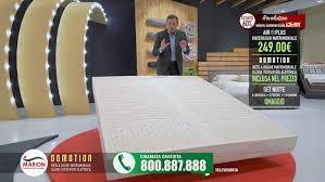 offerta materasso lattice offerta revolution