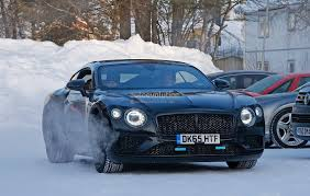 first bentley ever made 2018 bentley continental gt spied again exp 10 speed 6 headlights