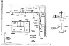 plan of kitchen design home design