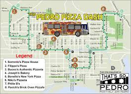 Pizzeria Floor Plan by Pizza Dash Bonello U0027s New York Pizza That U0027s So Pedro