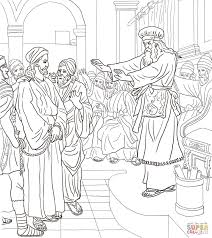 jesus feeds 5000 coloring page inside the 5000 omeletta me