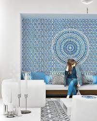 wandgestaltung orientalisch die besten 25 marokkanische einrichten ideen auf