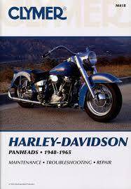 clymer harley davidson panhead hydra duo glide 1948 u2013 1965 service