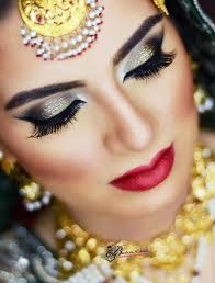 barat bride bollywood styl makeup bridal body art bushra abbasi beautiful india mantra desi madame makeup hindi video