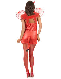 Halloween Costume Devil Woman Demon Halloween Costume Women