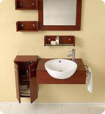Designer Bathroom Vanity Units 25 5 U201d Fresca Stile Fvn3520 Modern Bathroom Vanity W Mirror