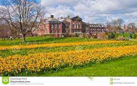 kensington palace and gardens london england united kingdom