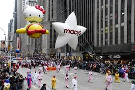 macy s parade fclc s guide to the macy s thanksgiving day parade fordham observer