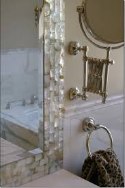 Pinterest Bathroom Mirrors Grey Mirror Decor Ah Licious Pinterest Crystals Regarding