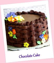 tasty treats eggless chocolate cake with chocolate buttercream