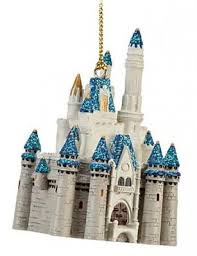 cinderella s castle walt disney world resort ornament from our