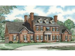 georgian house plans gallery of luxury house plans and designs