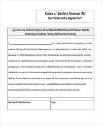 19 confidentiality agreement forms in pdf free documents in pdf