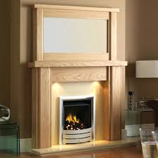fireplace surrounds wood burners wooden brown mantel reclaimed