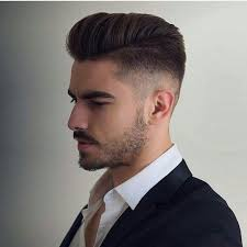 trendy haircut men from behind tapered back comb hubs pinterest haircut styles hair style