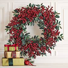 berry wreath festive berry wreath gump s