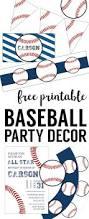 Best 25 Baseball Party Decorations Ideas On Pinterest Baseball
