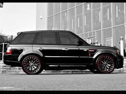 range rover sport black or white please pull up to my bumper