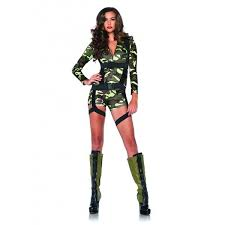 Military Halloween Costumes Women 25 Army Halloween Costumes Ideas Funny