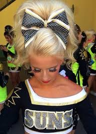 how to spike someones hair best 25 cheerleader hair ideas on pinterest cheerleading hair