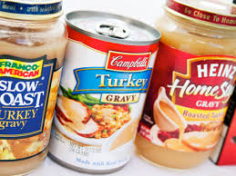 best pre made turkey gravy taste test store bought turkey gravy turkey gravy gravy and