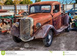Old Ford Truck Junkyard - 1937 ford truck salvage yard editorial stock image image 46774904
