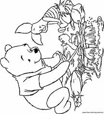 winnie the pooh color pages coloring pages winnie the pooh