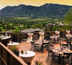 affordable wedding venues in colorado colorado springs weddings photos cheyenne mountain resort