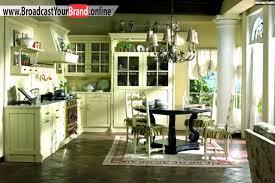vintage küche holz klassische küche gestalten vintage schränke kronleuchter