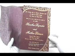 Islamic Invitation Cards Wedding Invitations Indian Wedding Cards Indian Wedding