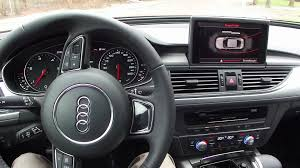 2012 audi a6 park assist youtube