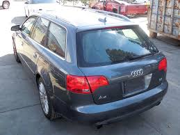 2006 audi a4 3 2 avant parts car stock 005295