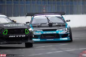 hoonigan drift cars formula drift 2016 round 1 streets of long beach stance suspension