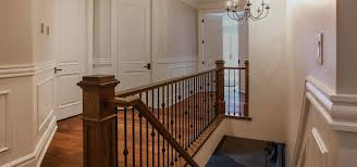 Stair Base Molding by Barrie Trim U0026 Moulding Barrie Ontario