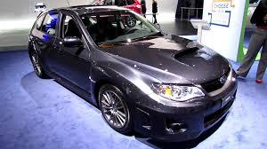 subaru wrx interior 2013 subaru impreza wrx hatchback exterior and interior