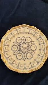 buy seder plate new york buy joan rivers seder plate for only 5 000