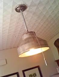 Farm Light Fixtures Kitchen Light New For Milk Can Funnel