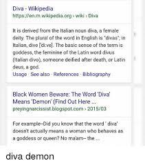 Mãªme In English - diva wikipedia httpsenmwikipediaorg wiki diva it is derived from