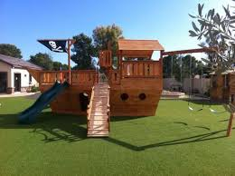 Pirate Ship Backyard Playset by Coolest Play Fort Ever Playground Pirate Ship My House