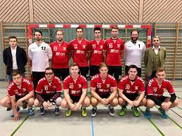 Bezirksliga Baden Baden Herren Tsv Neusäß Handball