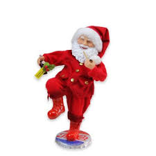 buy santa claus decorations from bed bath beyond