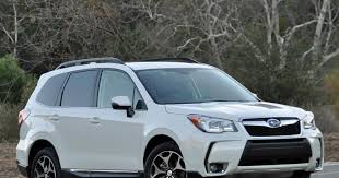 subaru forester lowered review 2016 subaru forester ny daily news