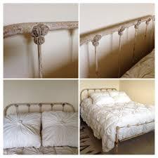 vintage iron bed frame susan decoration