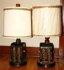 table lamp nautical table lamps brass themed uk lighthouse lamp