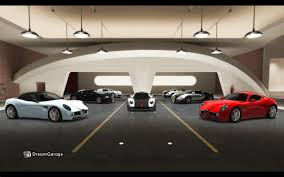 8 car garage what would your dream garage be like mercedes benz slk forum